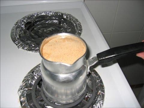 صورة طريقة عمل القهوة الفرنساوي , لن تصدق طريقه سهله جدا للقهوه الفرنساوى
