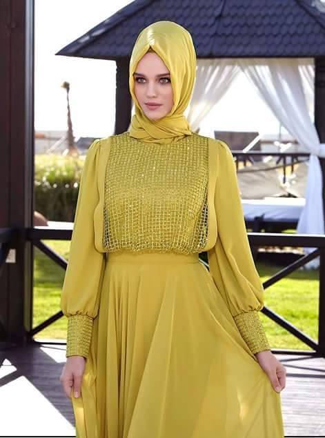 بالصور لبس بنات محجبات , شاهد روعة ملابس المحجبات 5246 3