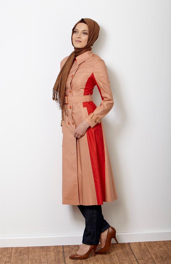 بالصور لبس بنات محجبات , شاهد روعة ملابس المحجبات 5246 7