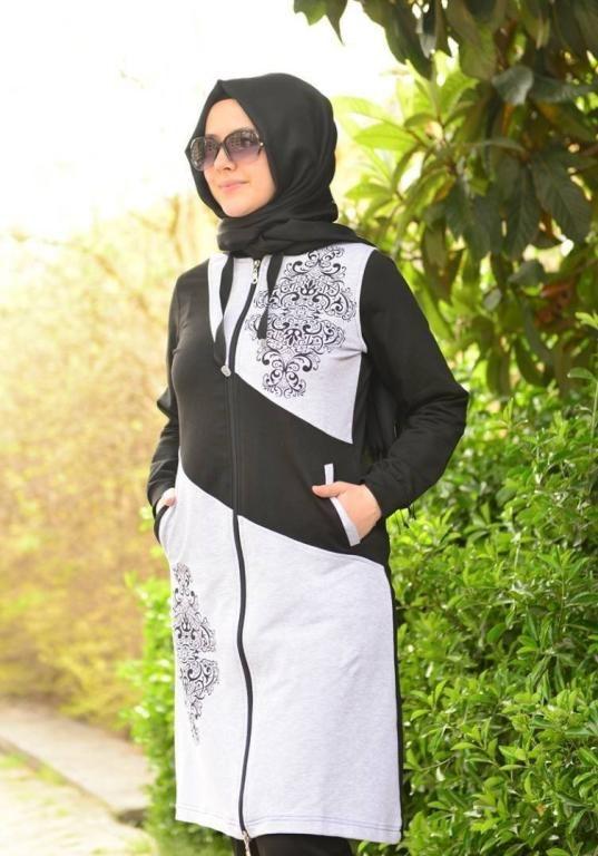 صور لبس بنات محجبات , شاهد روعة ملابس المحجبات
