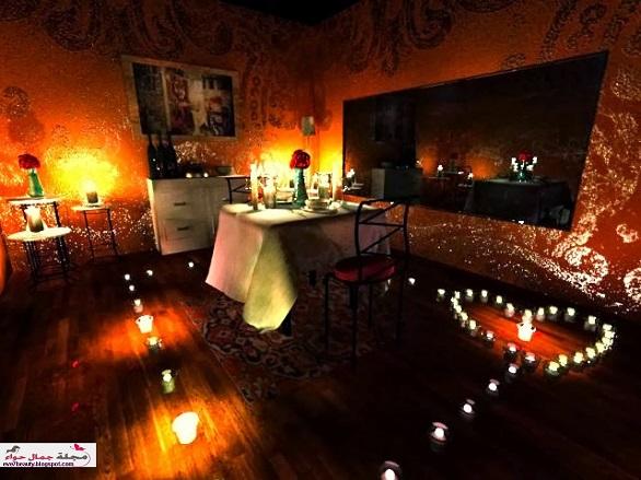 بالصور عشاء رومانسي , بالصور اجمل عشاء رومانسى 5754 8