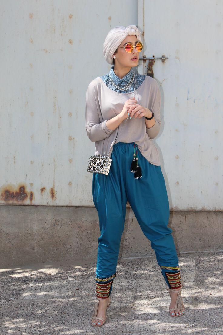 صورة حجاب فاشون , بالصور اجدد كولكشن لحجاب فاشون