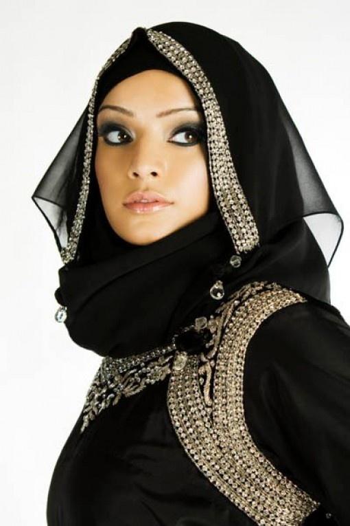 بالصور حجاب فاشون , بالصور اجدد كولكشن لحجاب فاشون 5783 6