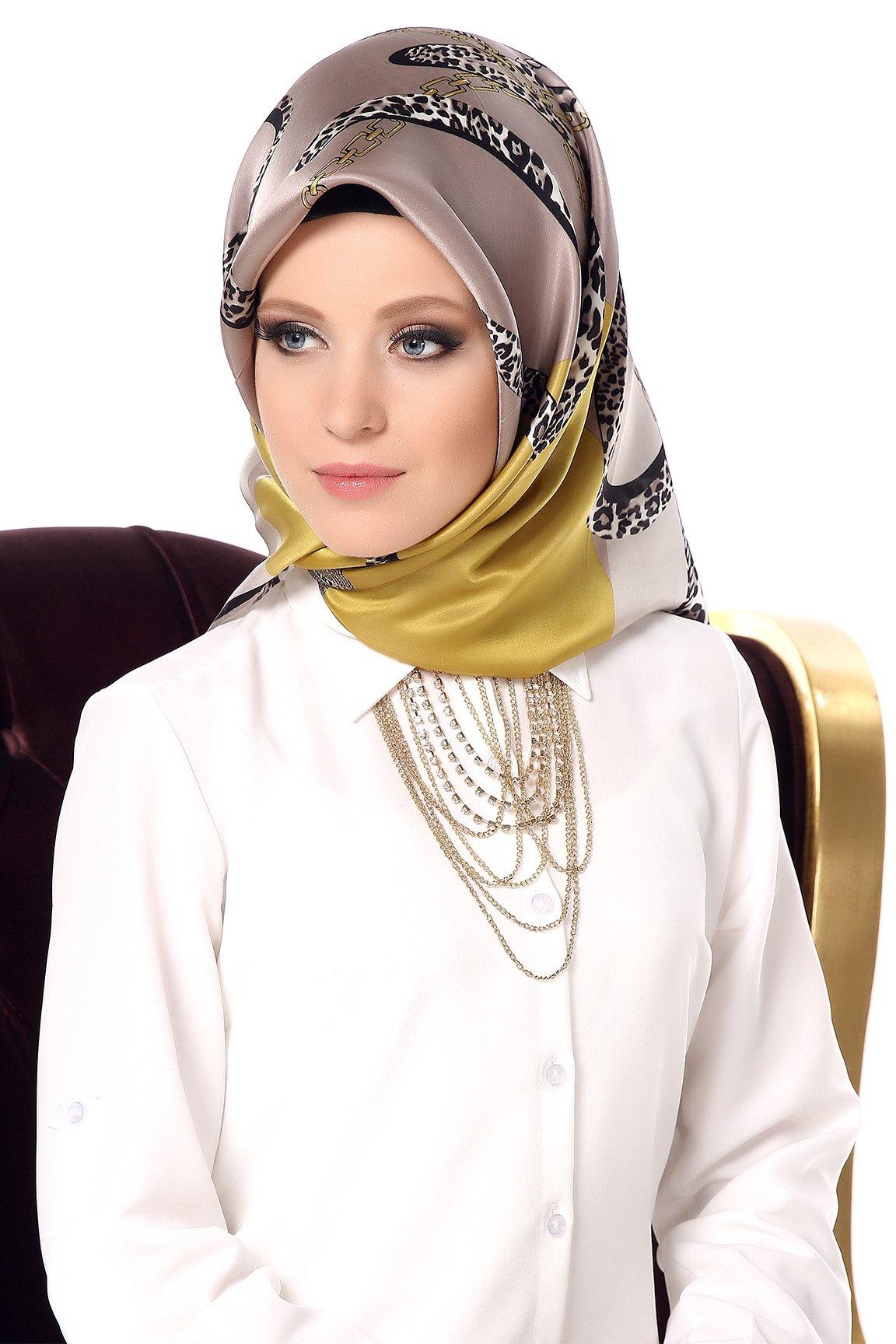 بالصور حجاب فاشون , بالصور اجدد كولكشن لحجاب فاشون 5783 9