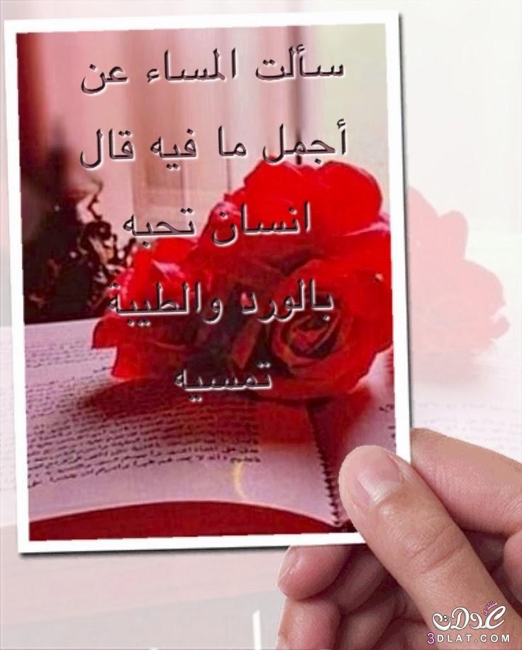 صورة مساء الخير صور , اجمل صور مساء الخير