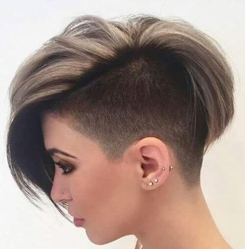 بالصور تسريحات شعر قصير , بالصور احدث صيحات تسريحات الشعر القصير 5826 2