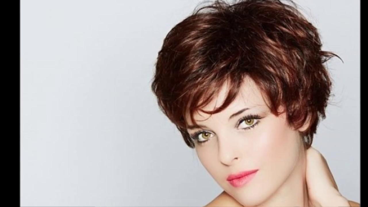 بالصور تسريحات شعر قصير , بالصور احدث صيحات تسريحات الشعر القصير 5826 9