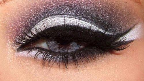 بالصور اجمل مكياج عيون , بالصور اجمل مكياج عيون ساحره 5829 3