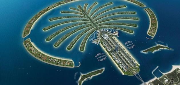 صور اكبر جزيرة صناعية في العالم , اجمل جزيره صناعيه فى العالم