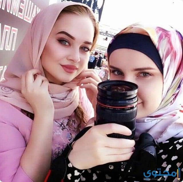 بالصور بنات محجبات كيوت , صور كيوت لبنات محجبات 5858 3