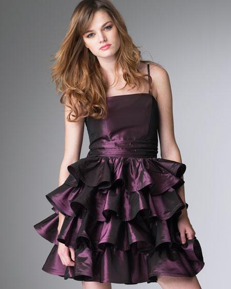 بالصور اخر موديلات الفساتين , بالصور اخر موديلات فساتين روعه 5866 8
