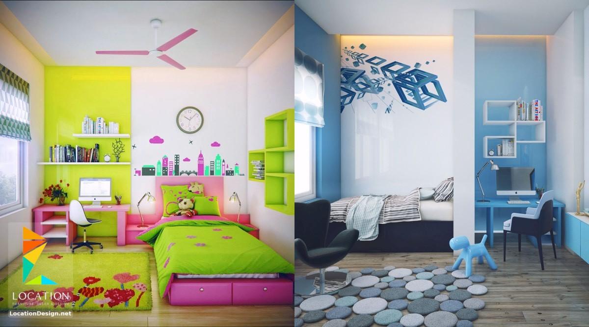 بالصور دهانات غرف اطفال , بالصور دهانات لغرف الاطفال 5897 10