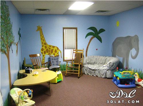 بالصور دهانات غرف اطفال , بالصور دهانات لغرف الاطفال 5897 11