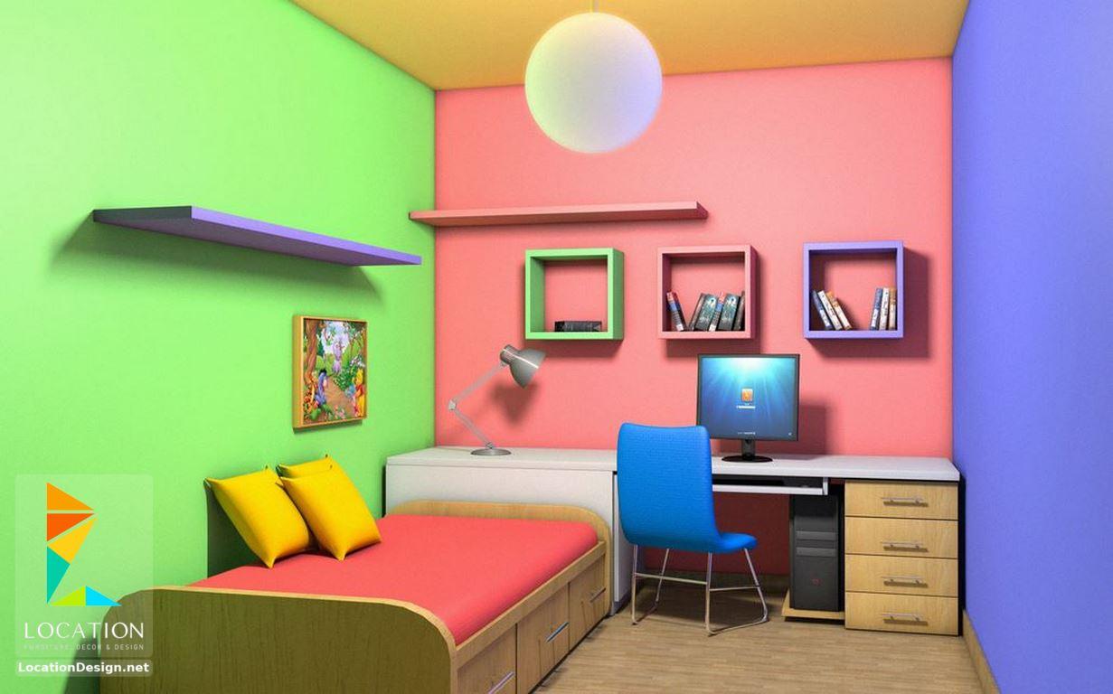 بالصور دهانات غرف اطفال , بالصور دهانات لغرف الاطفال 5897 7