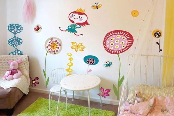 بالصور دهانات غرف اطفال , بالصور دهانات لغرف الاطفال 5897 9