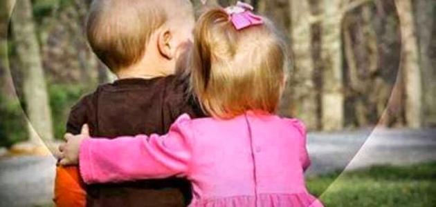 بالصور اجمل الصور عن الاخ والاخت , اروع الصور التى تتكلم عن الاخ واخته 5935 3