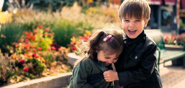 بالصور اجمل الصور عن الاخ والاخت , اروع الصور التى تتكلم عن الاخ واخته 5935 7