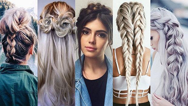 بالصور تسريحات الشعر الطويل , بالصور احلى تسريحات الشعر الطويل 5941 2