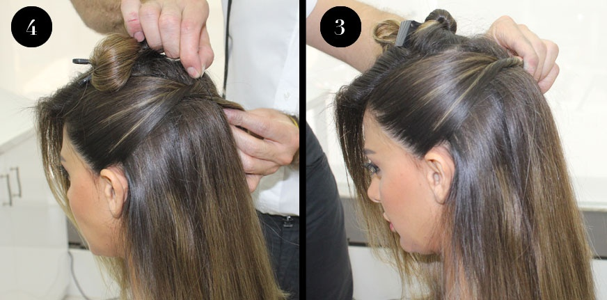 صورة تسريحات الشعر الطويل , بالصور احلى تسريحات الشعر الطويل 5941 9