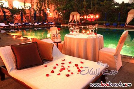 بالصور عشاء رومانسي في البيت , بالصور احلى عشاء رومانسى فى البيت 5954 10