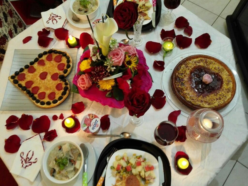 بالصور عشاء رومانسي في البيت , بالصور احلى عشاء رومانسى فى البيت 5954 2