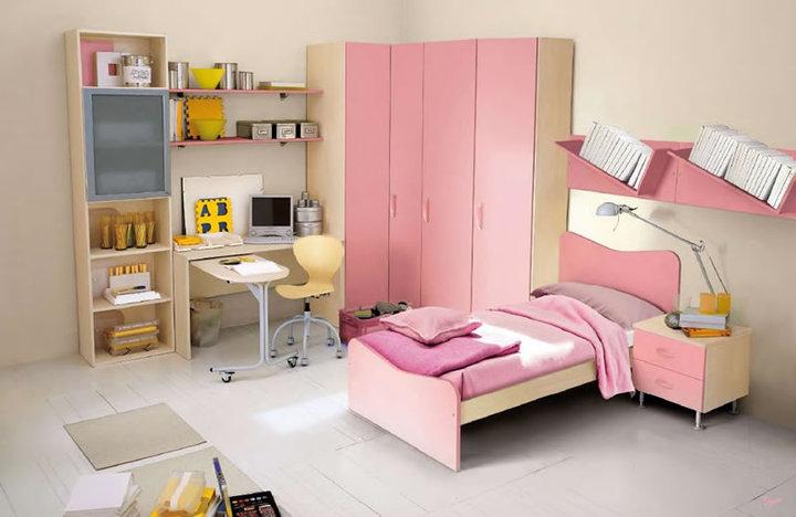 صورة غرف نوم بنات , اجمل غرف النوم للبنات