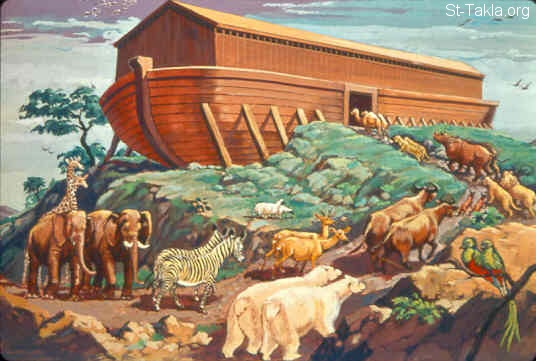 صورة سفينة نوح عليه السلام , مكان وقصة سفينة سيدنا نوح عليه السلام