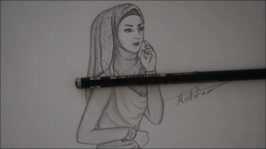 بالصور بنات كيوت رسم , بالصور اجمل البنات الكيوت بالرسم 5990 1