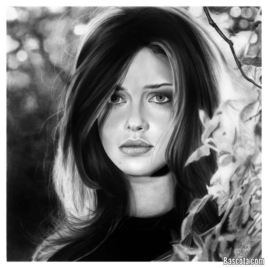 صورة بنات كيوت رسم , بالصور اجمل البنات الكيوت بالرسم