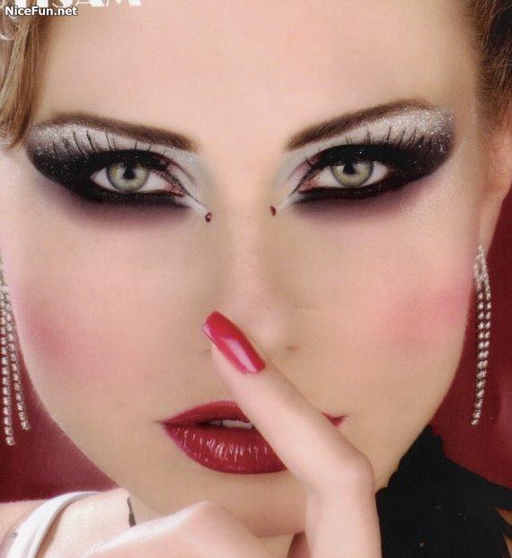 بالصور صور اجمل عيون , بالصور اجمل عيون جذابه 6059 7