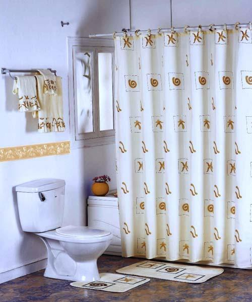 صور ستائر حمامات , بالصور احلى ستائر حمامات