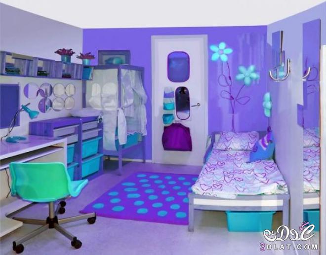 بالصور اشكال غرف نوم اطفال , بالصور احدث تصميمات غرف نوم اطفال 6066 11
