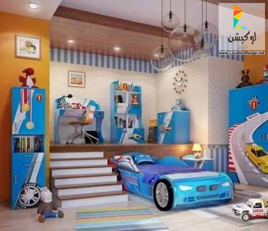 بالصور اشكال غرف نوم اطفال , بالصور احدث تصميمات غرف نوم اطفال 6066 4