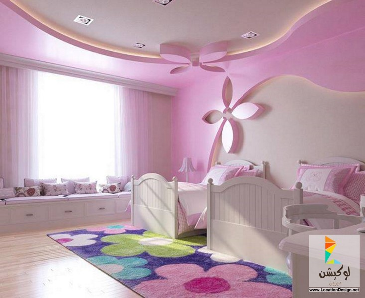 بالصور اشكال غرف نوم اطفال , بالصور احدث تصميمات غرف نوم اطفال 6066 5