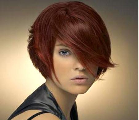 بالصور موديلات شعر قصير , بالصور احلى موديلات شعر قصير 6098 2