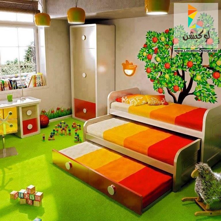 بالصور صور غرف اطفال , بالصور اجمل غرف اطفال 6131 5