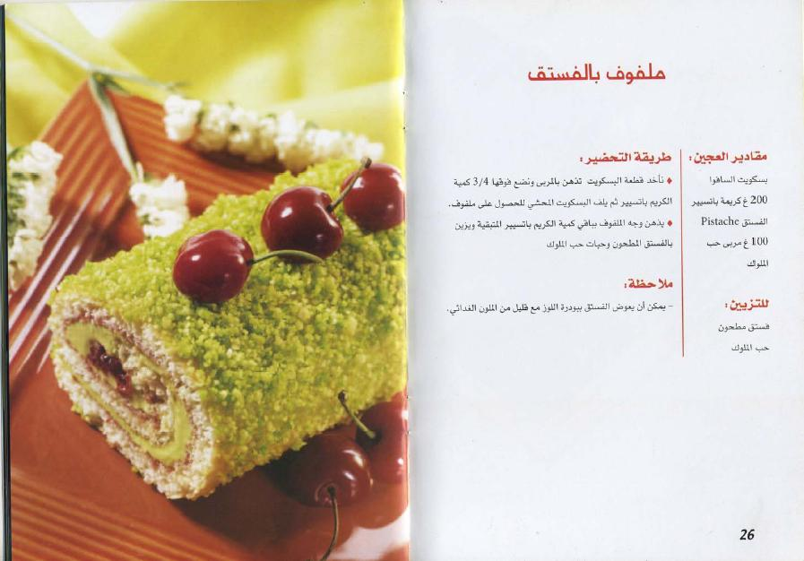 بالصور وصفات حلويات مصورة , اجمل الصور والتطبيقات لاشهى والذ اطباق حلويات 1160 10