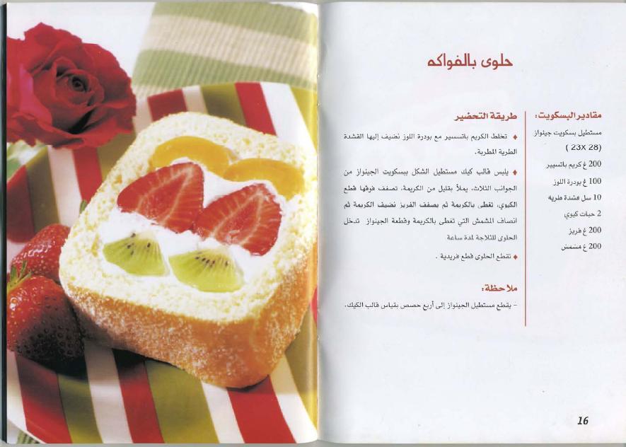 بالصور وصفات حلويات مصورة , اجمل الصور والتطبيقات لاشهى والذ اطباق حلويات 1160 9