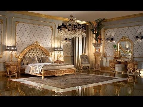 صور غرف نوم فخمه , اجمل الصور لغرف النوم المتوجة بالفخامة والرقي