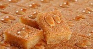 صور طريقه عمل الهريسه , خطوات بسيطة وسهلة لعمل حلوى الهريسة