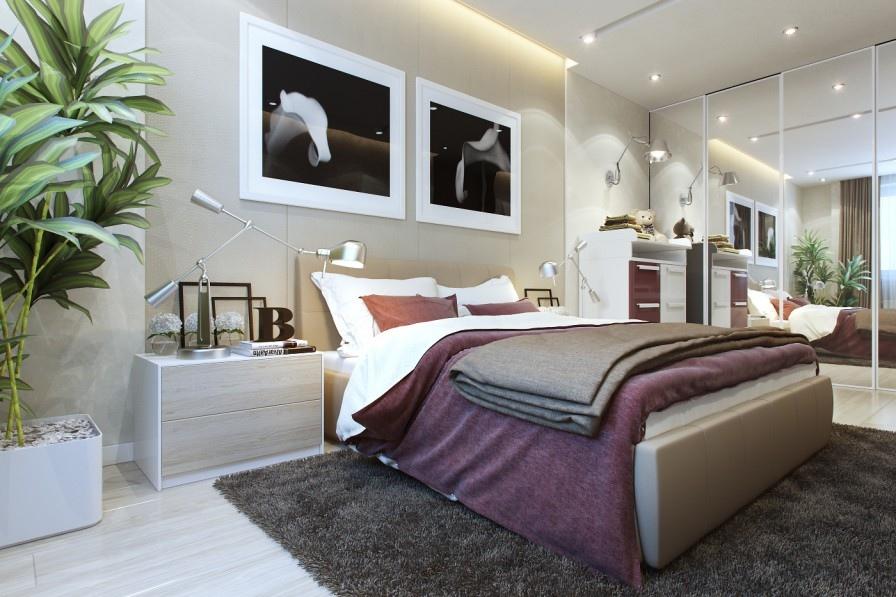 بالصور ترتيب غرفة النوم , افضل الافكار لترتيب اثاث غرفة النوم بطريقة عملية