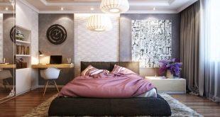 صور ترتيب غرفة النوم , افضل الافكار لترتيب اثاث غرفة النوم بطريقة عملية