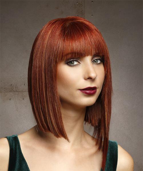 بالصور احدث قصات الشعر الطويل , الجديد والاحدث في صيحات قص شعر المراة 1315 12
