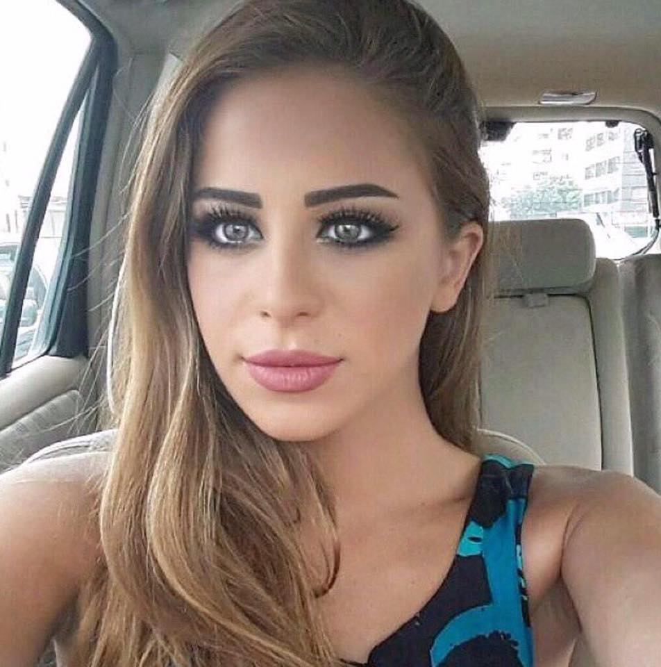 بالصور اجمل لبنانية , احلى الصور لاجمل فتاة لبنان 1320 1