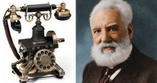 صور من اخترع الهاتف , المخترع العظيم العبقري الذي اخترع التليفون