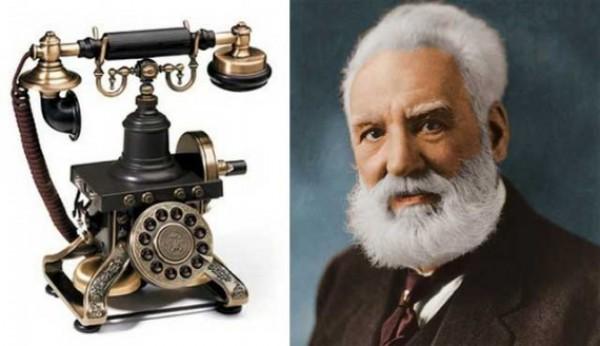 صورة من اخترع الهاتف , المخترع العظيم العبقري الذي اخترع التليفون