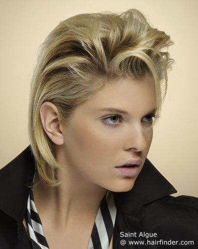 بالصور قصات شعر جديده للنساء , اجدد قصات الشعر واحدث موضة لكل البنات 1474 7