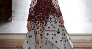 بالصور فساتين طويله فخمه , احدث وافخم الفساتين الطويلة بالصورة 1549 2.jpeg 310x165