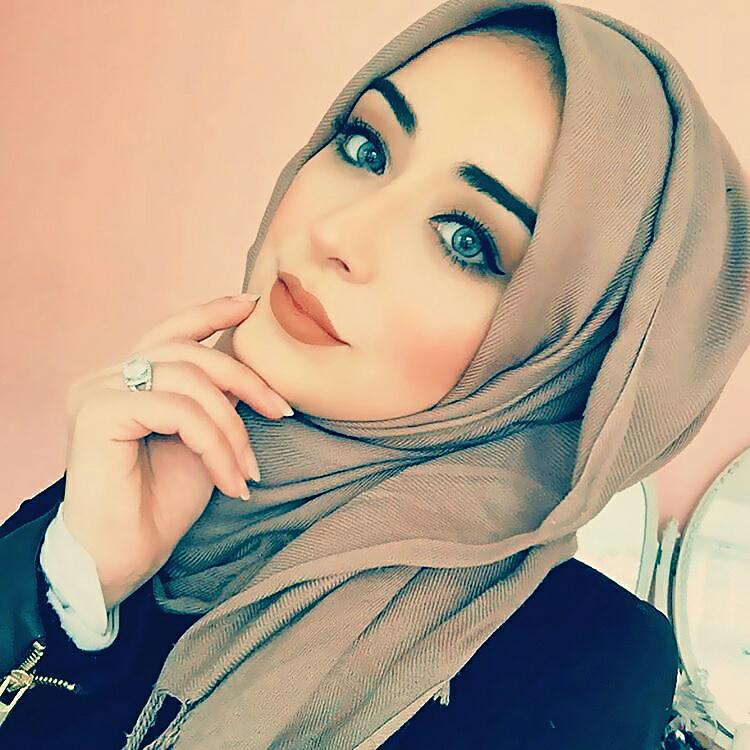 بالصور صور بنات محجبات حلوات , الجمال والحلاوة والنقاء في البنت المحجبة 1556 4