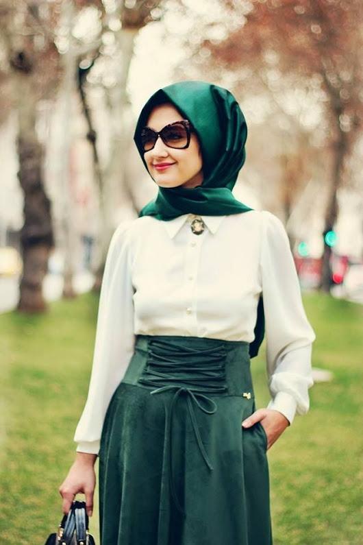 بالصور صور بنات محجبات حلوات , الجمال والحلاوة والنقاء في البنت المحجبة 1556 7